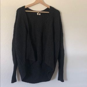 Moth by Anthropologie Open Cardigan Sweater